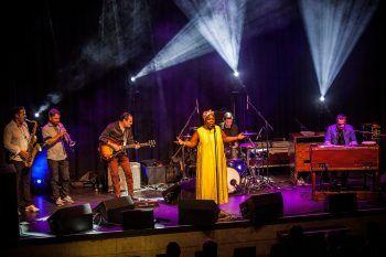 """Das """"Jazz & Groove""""-Festival wurde von Jazz-Größen und bombastischen Stimmen geprägt. Foto: Stadt Bludenz/Pete Ionian"""
