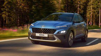 "<p class=""caption"">Der Hyundai Kona kostet bei den Testwochen nur 23.990 Euro! Fotos: handout/Ellensohn; Hyundai</p>"