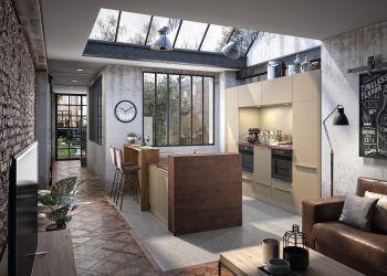 Die Küche ist der Dreh- und Angelpunkt in den eigenen vier Wänden – sie sollte schön und praktisch zugleich sein.Fotos: handout/Wäger Küchenstudio