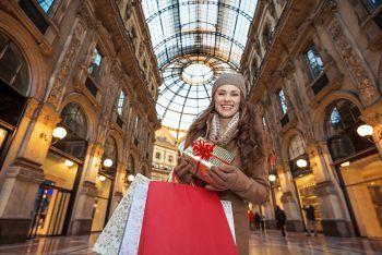 Dieser Shopping-Trip eignet sich hervorragend, um bereits nach den ersten Weihnachtsgeschenken Ausschau zu halten.