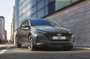 """<p class=""""caption"""">Ein richtig stylischer Kleinwagen: Der Hyundai i20 kostet derzeit 14.990 Euro.</p>"""