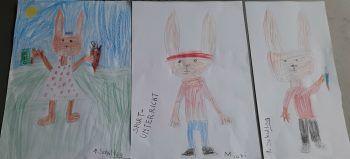 """<p class=""""caption"""">Ein tolles Bild von Michael (7 Jahre).</p>"""