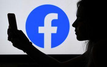 Facebook sorgt immer wieder für Negativschlagzeilen. Symbolfoto: AFP