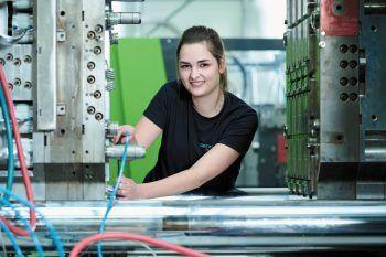 Im WANN & WO-Spezial findet ihr coole Ausbildungen und Lehrberufe.               Foto: handout/Marcel Hagen