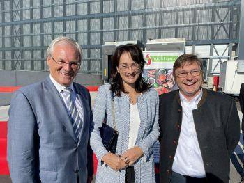 "<p class=""caption"">Harald Sonderegger, Sonja Wallner und Hubert Grabher.</p>"