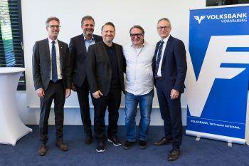 Martin Alge, Herbert Loos, Ralf Patrik Gunz, Heinrich Robert Palfrader und Helmut Winkler.