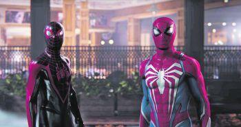 """<p class=""""title"""">Marvel's Spider-Man 2</p><p>PS5, Action. Spidey und Miles Morales treten gegen Venom an. Release 2023.</p>"""