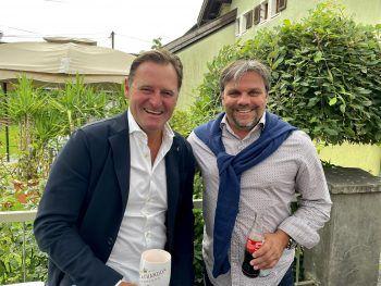"""<p class=""""caption"""">Patrick Ortlieb und Markus Vonbrül.</p>"""