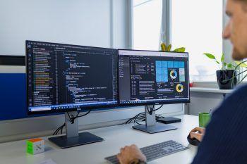 Programmieren in modernster Umgebung – das geht bei der Firma INNONAV.