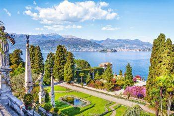 Schon in der Antike lockte der Lago Maggiore, der zweitgrößte See in Italien, Menschen an, die eine Vorliebe für tolle Landschaften und viel Sonne hatten.Fotos: handout/Weiss Reisen