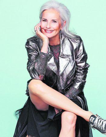 """<p class=""""caption"""">Auch Gabriela ist ein erfolgreiches Vorarlberger """"Best Ager""""-Model ...</p>"""