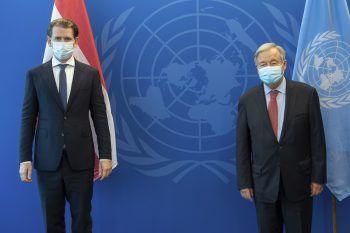 Bundeskanzler Sebastian Kurz.Foto: AP