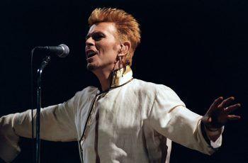 David Bowie gilt als Musiklegende. Foto: AFP