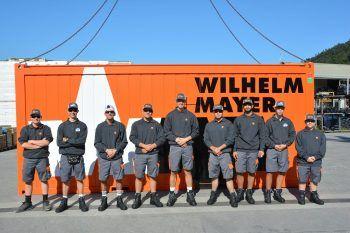 """Eine Lehre bei Wilhelm + Mayer ist die Ausbildung zum Baufacharbeiter: """"Lehrlinge sind keine Billigarbeitskräfte, sondern eine Investition in unsere Facharbeiter von morgen."""""""