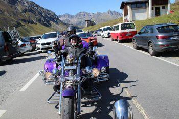 """Hans: """"Ich bin über 50 und fahre noch immer Dreirad. Trike fahren ist mein Leben!""""Fotos: handout/privat"""