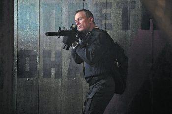 """Hat eigentlich """"Keine Zeit zu sterben"""" – James Bond. Fotos: UPI"""